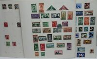 New Zealand 1874/1966 general collection with strength in KGVI  Mint & FU Stamps