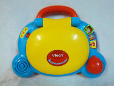 """Vtech Baby's Learning Laptop Educational 9x11"""" Toy Computer"""