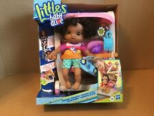 LITTLES BY BABY ALIVE DOLL AND STROLLER NEW IN BOX