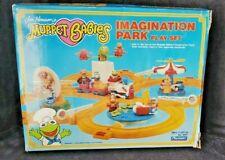1989 Muppet Babies Imagination Park Play Set Complete with original box