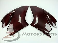 DISCOUNT Ducati 959 1299 Panigale Front Side Radiator Fairing Cowl Carbon Fiber