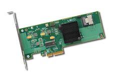 NEW LSI Internal SAS SATA 9211-4i PCI-E 4Ports 6Gbs HBA RAID Controller Card