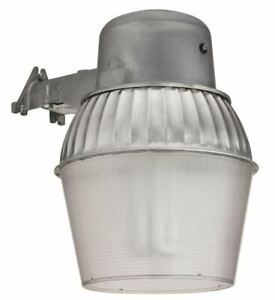 Lithonia Lighting Outdoor Dusk to Dawn Fluorescent Security Area Light farm barn