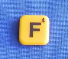 Words With Friends Single Magnet F Tile Replacement Game Parts Pieces Craft