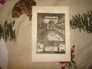 1750 ANTIQUE BUDDHIST BUDDHISM TOKYO JAPAN ASIA PRINT N