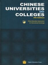 Chinese Universities and Colleges(the 5th edition)(hardcover)(in English)