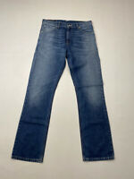 LEVI'S 798 STRAIGHT Jeans - W32 L34 - Blue - Great Condition - Men's