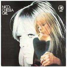 NICO CHELSEA GIRL 1967 LP COVER KEYRING LLAVERO