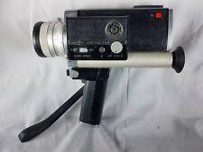 Minolta Autopak 8 D6.Camera W/Case For parts or repair. Read Description
