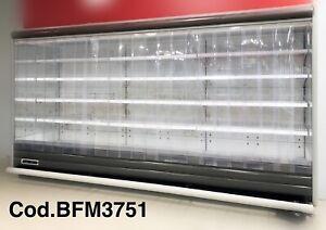 SURFRIGO Banco Murale Frigo, Illuminazione LED, 3750mm, lotto BFM3751