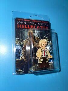John Constantine Hellblazer Custom Packaged Mini-Figure DC Universe Comic Hero