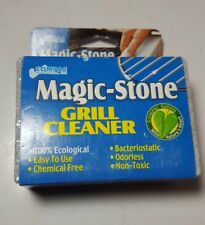 Compac Magic Stone Grill Cleaner Scouring Brick, Grease New