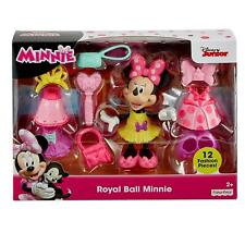 Disney Junior Royal Ball Minnie Figure Play Set Fisher-Price DEALS