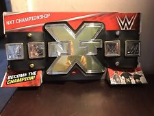 MATTEL WWE NXT CHAMPIONSHIP TOY BELT NEW