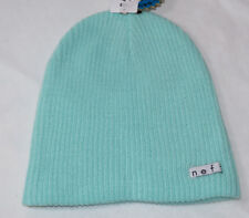 NEFF Daily Beanie knit hat skull cap lid NEW One Size Mint Green NF00001 NWT