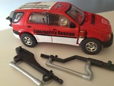 ☀️ Transformers Universe Deluxe RATCHET Weapons Emergency Rescue SUV COMPLETE