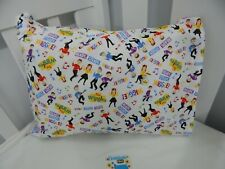 Wiggles Ready Steady Wiggle White Pillowcase Child Toddler Size 100% Cotton