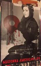 Madonna 2003 American Life Taiwan Limited Edition Promo Poster #2