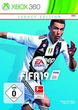 Microsoft Xbox 360 Jeu - FIFA 19 #legacy Edition Ang neufs & avec L'emballage