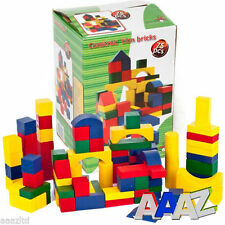 Building Blocks without Character Wooden Pre-School Toys