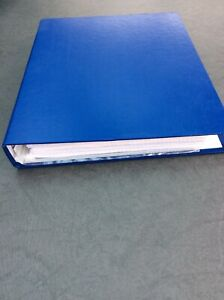 85 Page Loose Leaf Album Full Of World Stamps