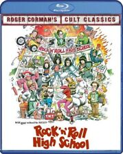 Rock N Roll High School New Sealed Blu-ray Roger Corman Cult Classics
