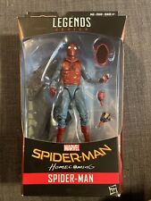 "Marvel Legends Spiderman Homecoming HOMEMADE SUIT 6"" Action Figure"