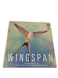 Wingspan Board Game (with Swift-Start Pack) NEW Open Box