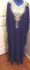 Dubai Kaftan Fancy Maxi Dress Khaleeji Abaya farasha dress evening gown  muslim