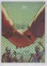 2013 Cryptozoic Walking Dead Comic Set 2 Foil #21 The Heart's Desire Part 3 7j3