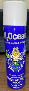 H2Ocean Body Piercing Aftercare Supply Natural First Aid 4 Fl. Oz Sea Salt Spray