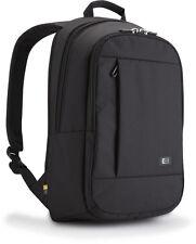 """Case Logic MLBP-115Black Carrying Case (Backpack) for 15.6"""" Notebook - Black"""