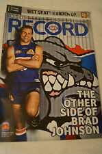 AFL Footy Record - 2010 - The Other Side of Brad Johnson