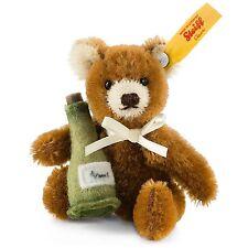 Steiff 028908 Mini Teddybär Sektflasche 10 cm