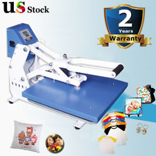 "US Stock- 110V Ving 20"" x 16"" Auto Open Heat Press Machine Horizontal Version"