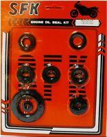 KR Motorsimmeringe HONDA CB125K3 CB125K5 CD125 CD125K3 CL125 CL125K3
