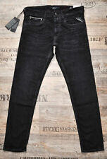 Replay Regular Mid Rise Skinny, Slim Jeans for Men