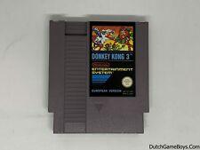 Donkey Kong 3 - European Version - Nintendo Nes