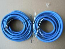 Audioquest Type 4 Bi-wire Speaker Cables - 5.60 m x2, 75 C-Made in usah. Qualité