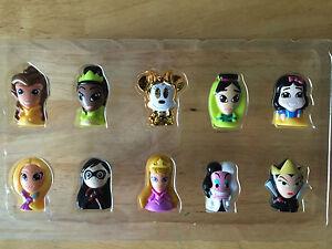 Disney Wikkeez Minnie Princess Rapunzel Belle Aurora Choose Your Own Figure New