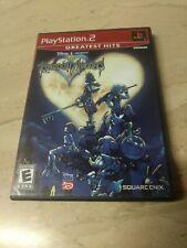 Kingdom Hearts PlayStation 2 PS2 Square Enix