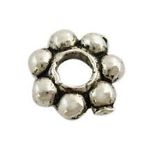 Flower 6 - 6.9 mm Size Jewellery Beads