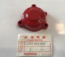 Coperchio ingranaggio avviamento - Cover - Honda XL600LM NOS: 11363-MK5-000