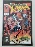 UNCANNY X-MEN #243 (2005) MARVEL LEGENDS SPECIAL EDITION MR SINISTER! INFERNO!