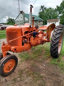 Case Sc Tractor