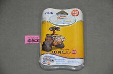 VTech V.Smile Motion & Cyber Pocket Disney Pixar Walle WALL-E New Game In Box