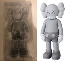 KAWS COMPANION OPEN EDITION GREY MEDICOM TOY PLUS Be@rbrick New Authentic