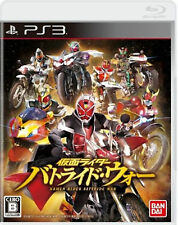 Kamen Rider Battride War Japan Version PS3 NEW