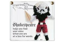 Kamibashi Shakespeare The Original String Doll Gang Keychain Clip