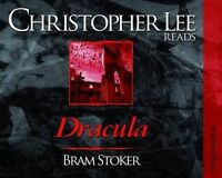 Christopher Lee reads Dracula by Bram Stoker (Audio Book)